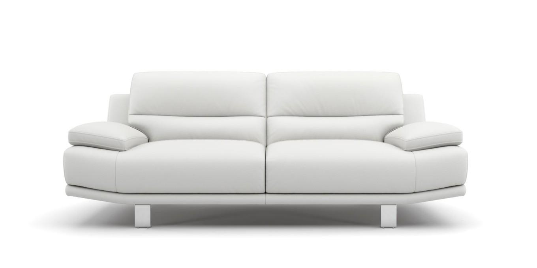 Echt ledersofa couchgarnitur 2sitzer designer for Couchgarnitur italienisches design