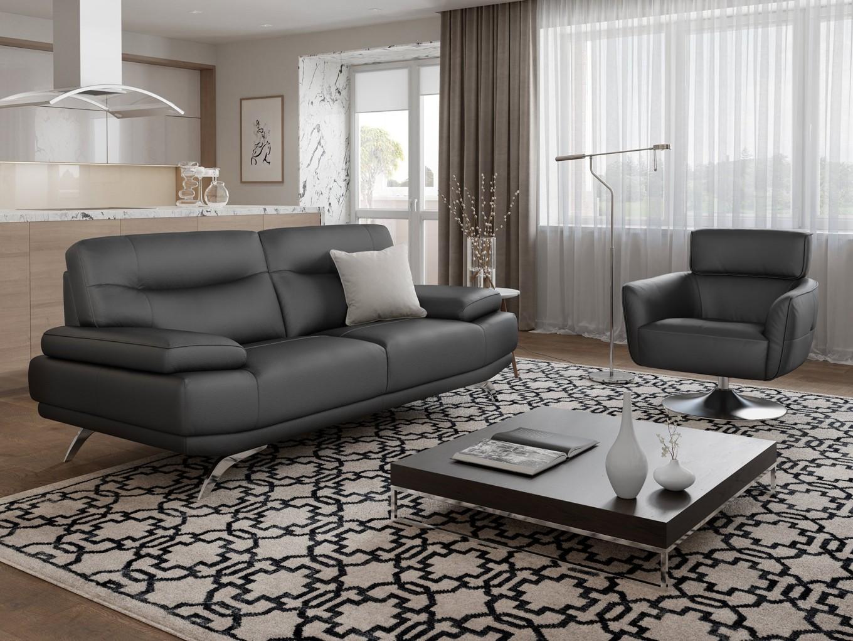 leder sofagarnitur zweisitzer couchgarnitur ledercouch. Black Bedroom Furniture Sets. Home Design Ideas