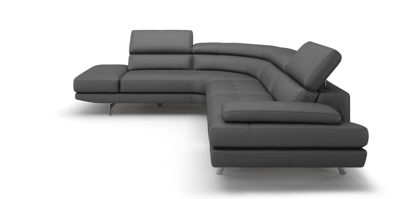 leder ecksofa eckcouch polster sofagarnitur couch garnitur. Black Bedroom Furniture Sets. Home Design Ideas