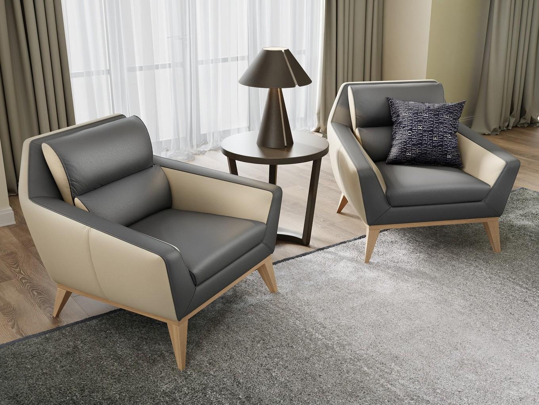 designer ledersofa zweisitzer leder couch garnitur holz. Black Bedroom Furniture Sets. Home Design Ideas