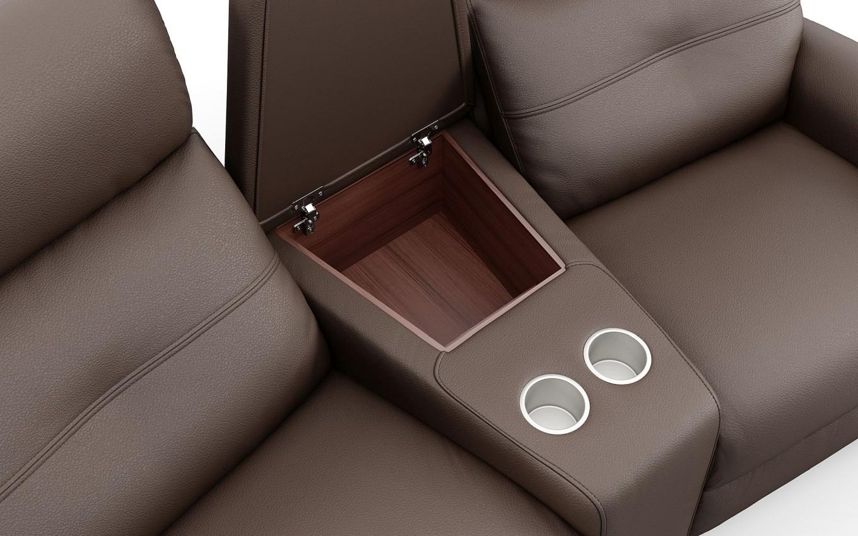 heim kinosofa leder garnitur relax couch tv sofa kino. Black Bedroom Furniture Sets. Home Design Ideas