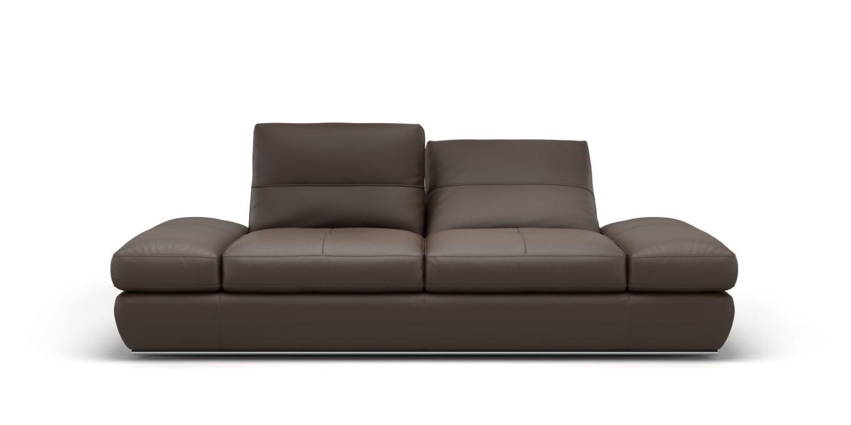 designer sofa ledersofa ledercouch couch garnitur sofagarnitur 2er ledergarnitur ebay. Black Bedroom Furniture Sets. Home Design Ideas
