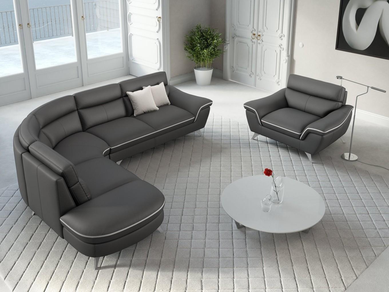 ecksofa leder reduziert reduziert sofas couches und. Black Bedroom Furniture Sets. Home Design Ideas