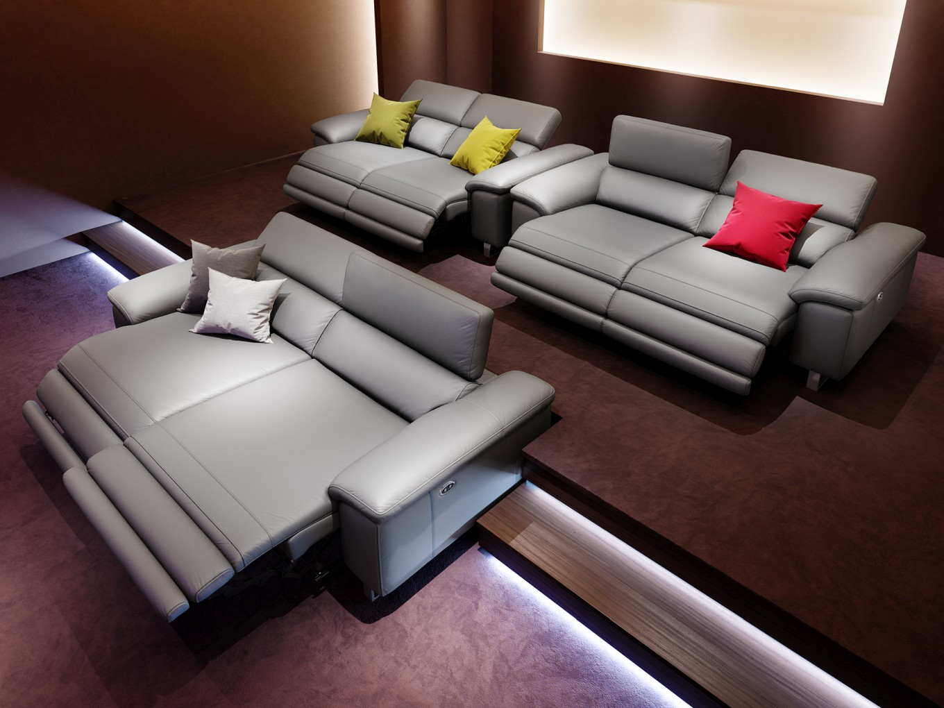 sofa 2 sitzer can 2 seater sofa by hay in our interior. Black Bedroom Furniture Sets. Home Design Ideas